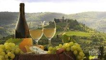 В Италия преработват непродаденото вино в ...