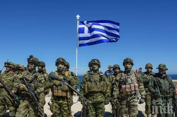 Гърция засилва охраната по границата с Турция