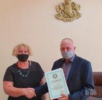 Иван Гешев отличи прокурор от Варна за изплувалия кокаин
