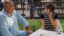 """ПЪРВО В ПИК: Борисов на кафе с видинчани, Гошо Тъпото се е скрил! Премиерът за ДПС: Видя се какъв им е сценарият на Божков, Радев, олигархията - целта е кабинет тип """"Орешарски"""" (СНИМКИ/ВИДЕО)"""