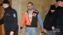 """ТЕМИДА ОТСЪДИ: Йожи от """"Наглите"""" остава в затвора, съдът поряза мераците му за предсрочно освобождаване"""