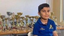 БРАВО! Роден талант влезе в световния елит на шахмата