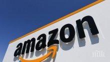 """Американските власти официално разрешиха на """"Амазон"""" да доставя пратки с..."""