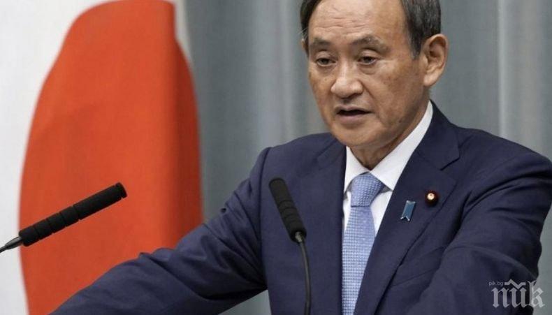 Премиерът на Япония категоричен в желанието си Олимпиадата да се проведе