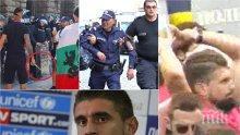 СЛЕД РАЗКРИТИЕТО НА ПИК: Арестуваха бившия футболист Александър Бранеков - мятал павета по полицаите на протеста (ВИДЕО)