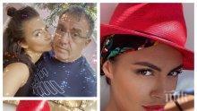 ЩАСТЛИВ МИГ: Деси Цонева кръсти дъщеря си навръх Деня на Съединението (СНИМКА)