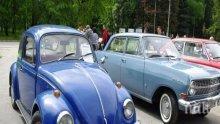 Варна домакин на ретро парад на елегантни автомобили