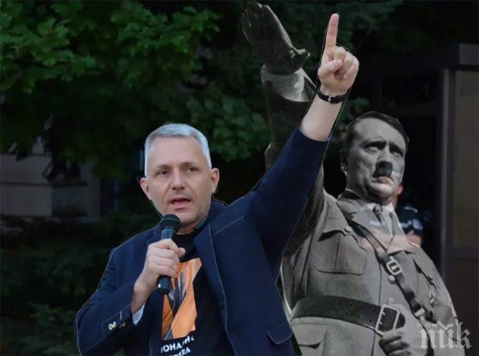 Breaking.bg: Социалфашистите са тук, утре ще дойдат за вас! Тази утайка говори от името на народа