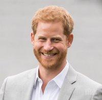 принц хари върна парите ремонта резиденцията лондон