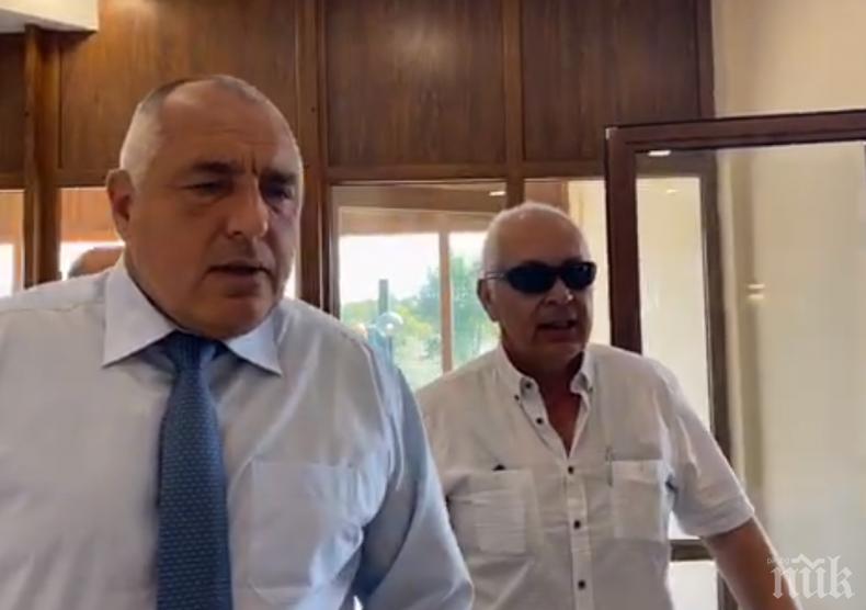 ПЪРВО В ПИК TV: Премиерът Борисов: Мафията иска да свали правителството! Виждате, че целият хазарт и контрабанда е на улицата срещу нас и си намериха водач (ВИДЕО/ОБНОВЕНА/СНИМКИ)