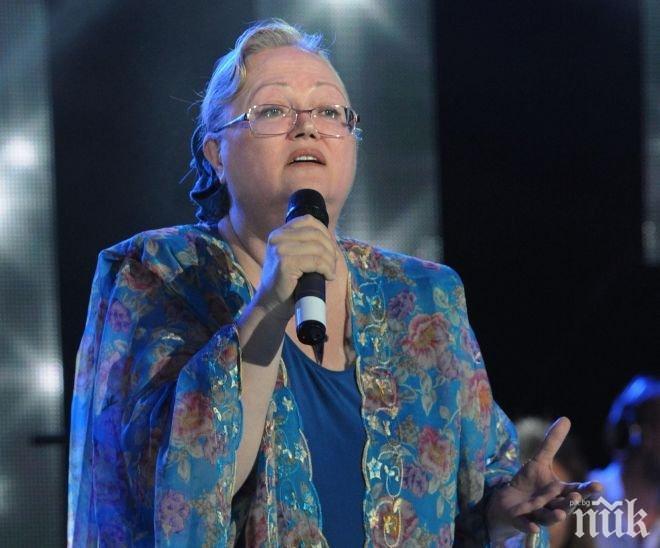 ДЕН ЗА ТРАУР: Озвучават Бургас с песните на Ваня Костова в нейна памет