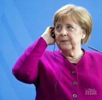 Ангела Меркел губи търпение по отношение на Путин