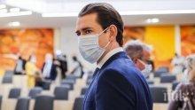Втора вълна на заразяване с коронавируса в Австрия