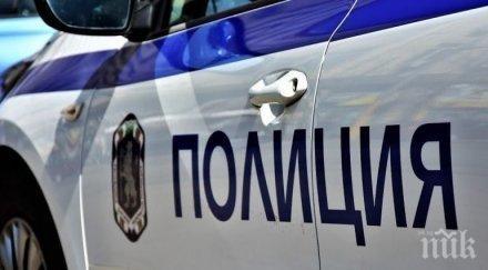 екшън рецидивист камион спретна гонка полицията блъсна патрулка задържаха хулиганство