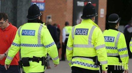 лондонската полиция задържала 680 души бунт унищожението