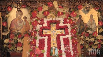 кръстовден един големите християнски празници наричан вторият великден прави толкова специален черпят