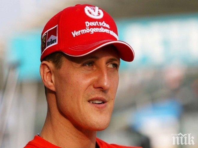 Разкриха нова информация за състоянието на Шумахер