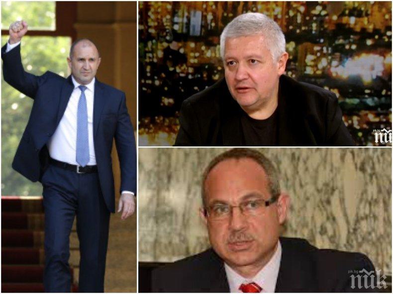 ИЗВЪНРЕДНО: Собственикът на ПИК Недялко Недялков разбива метежа на Радев в Документите на Антон Тодоров: На върха на държавата е вандал, който погазва законите! Уличните акции са изява на заговора срещу България в Кремъл - Божков и назначените милионери са мимикрия на едно и също зло (ВИДЕО/ОБНОВЕНА)