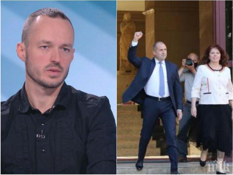 Доц. Стойчо Стойчев: Радев се държи открито подстрекателски - делигитимира институцията. Съвсем скоро хората ще престанат изобщо да му обръщат внимание