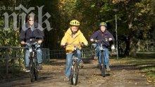 Произшествията с велосипедисти са се увеличили с 30% (обновена)
