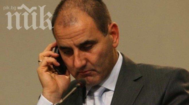 Прокуратурата пита Лондон за незаконните СРС-та на Цветанов