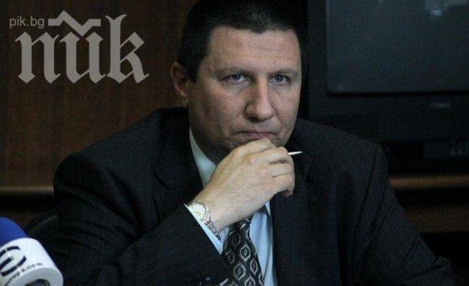 Сарафов разследва смъртта на експерта по делото срещу Цветанов