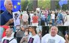 ГОРЕЩО В ПИК TV: Стотици скандират в София: Радев, оставка! (ОБНОВЕНА/СНИМКИ)