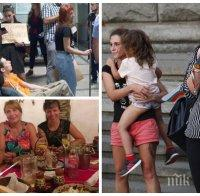 СКАНДАЛ! Кога Агенцията за закрила на детето ще спаси децата с увреждания от Мая Манолова и майките й?!