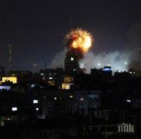 Армията на Израел съобщи за 150 изстреляни ракети от Ивицата Газа