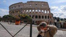 ГОРЕЩА ВЪЛНА: Африканска жега мори Рим