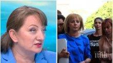 Деница Сачева разби Мая Манолова и театъра й в парламента! Хекимян с брутална провокация срещу социалния министър