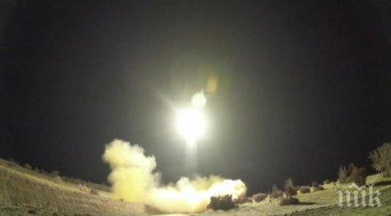 зелената зона багдад била подложена ракетен обстрел