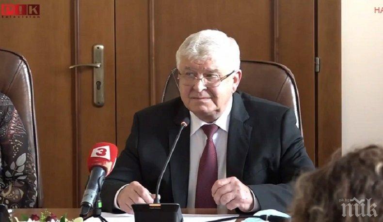 ПЪРВО В ПИК TV: Финансовият министър Кирил Ананиев с важна новина за България: Страната ни се нарежда сред най-развитите икономики (ОБНОВЕНА)