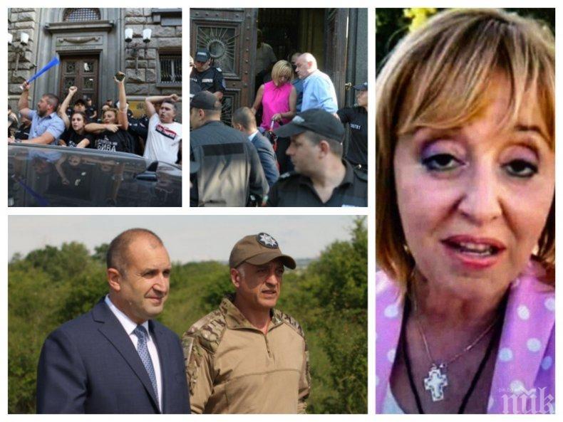 ИВА НИКОЛОВА: Румен Радев е пъзльо. Но има ли други власти?