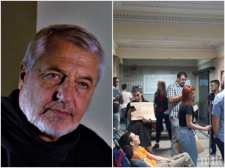 ПОД ЛУПА: Психиатърът д-р Любо Канов постави тежка диагноза на Мая Манолова след цирка с болно дете