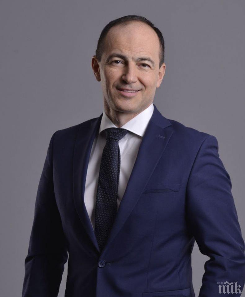 Андрей Ковачев: До края на март 2021 г. България трябва да изготви своя план за възстановяване от кризата