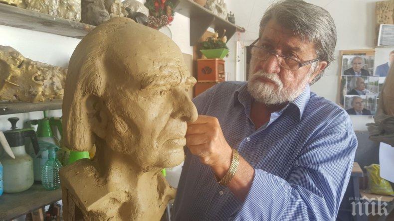 Вежди Рашидов отива на творческа вечер, посветена на Антон Дончев