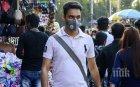 Великобритания затяга каиша срещу коронавируса