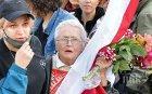 73-годишна прабаба е едно от лицата на протестите в Беларус