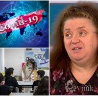 Вирусологът Проф. Радостина Александрова: Малките деца се заразяват и предават вируса два пъти по-рядко