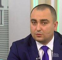 Александър Иванов: ГЕРБ остави страната при нулев мигрантски натиск, а сега нелегални бежанци притесняват майки и възрастни жени