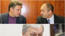 СКАНДАЛ: Обвиненият в шпионаж Малинов готви партия под менторството на Решетников (ВИДЕО)