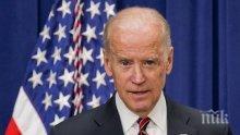 """Джо Байдън обеща да ръководи САЩ """"не като демократ, а като президент"""""""