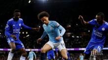 Манчестър Сити стартира сезона си във Висшата лига с победа като гост