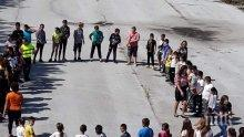 Ученици се включиха в кампания за нула загинали на пътя (СНИМКИ)