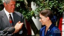 Кончината на съдия Гинсбърг донесе над 71 млн. долара на демократите в САЩ