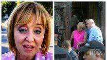 ГОРЕЩО В ПИК: Мая Манолова с дийп фейк като Борисов - мрежата пощуря от новите фалшификати (ВИДЕО)