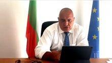 Премиерът Борисов ще участва в 75-ата редовна сесия на Общото събрание на ООН, която ще се проведе онлайн