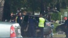 Самоков се вдигна на бунт след освобождаването на надрусания шофьор, прегазил жена