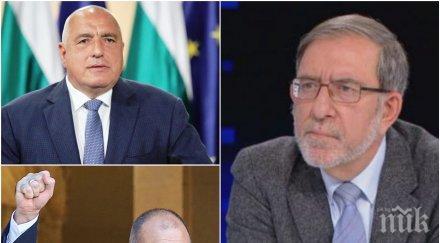 Филип Димитров за прехода, олигарсите и задкулисието на метежа: В България икономическото положение никога не е било толкова добро, колкото е в момента! Смешно е да се твърди, че няма свобода на медиите (ВИДЕО)